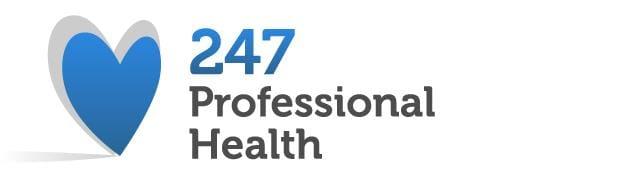 247 Professional Health Logo