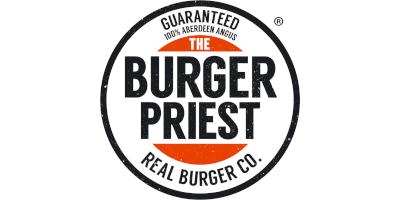 The Burger Priest Logo