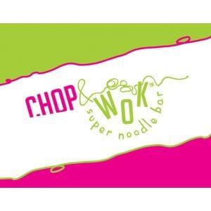 Chop & Wok Logo