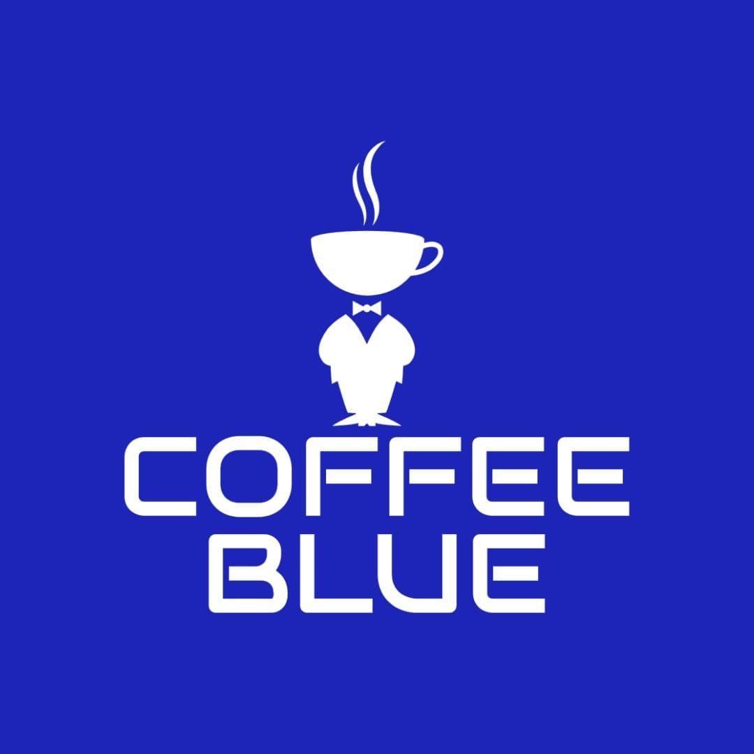 Coffee Blue Logo