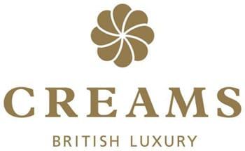 CREAMS British Luxury Logo
