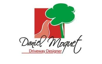 Daniel Moquet Driveway Designer Logo
