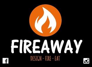 Fireaway Pizza Logo