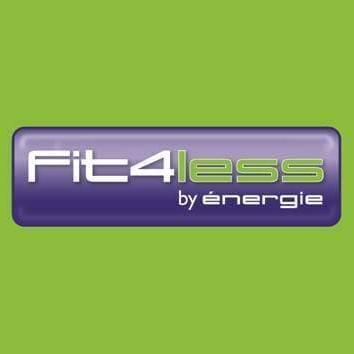 Fit4Less / ènergie Fitness Logo