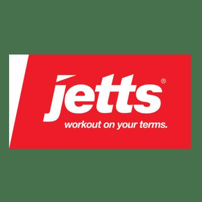 Jetts 24 Hour Fitness Logo