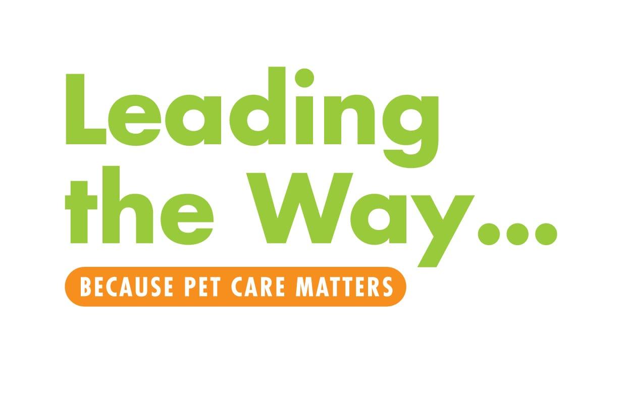 Leading The Way Pet Care Logo