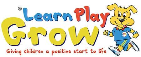 Learn Play Grow Logo