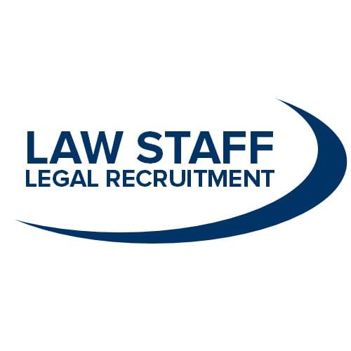 Law Staff Legal Recruitment Logo