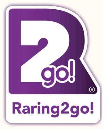 Raring2go! Logo
