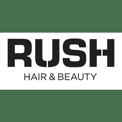 Rush Hair & Beauty Logo