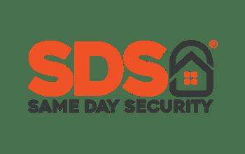 Same Day Security Logo