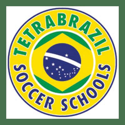 TetraBrazil Soccer Schools Logo