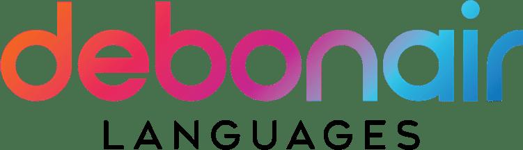 Debonair Languages Logo